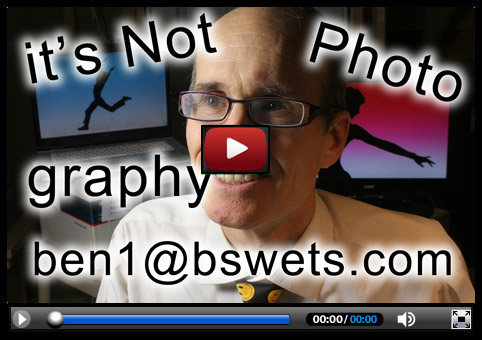image Link video Its Not Photography optin