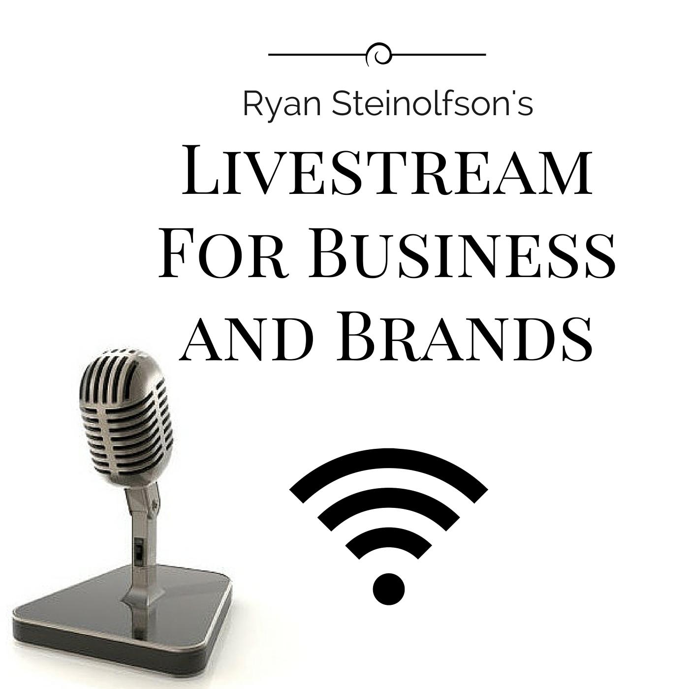 <![CDATA[Livestream For Business And Brands]]>