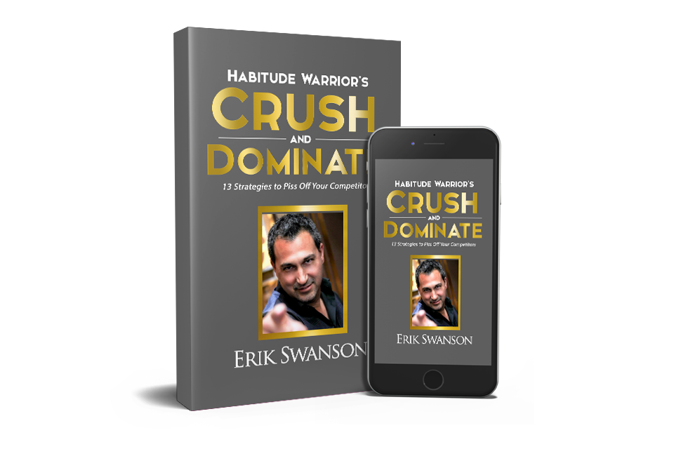 Erik Swanson, Crush and Dominate