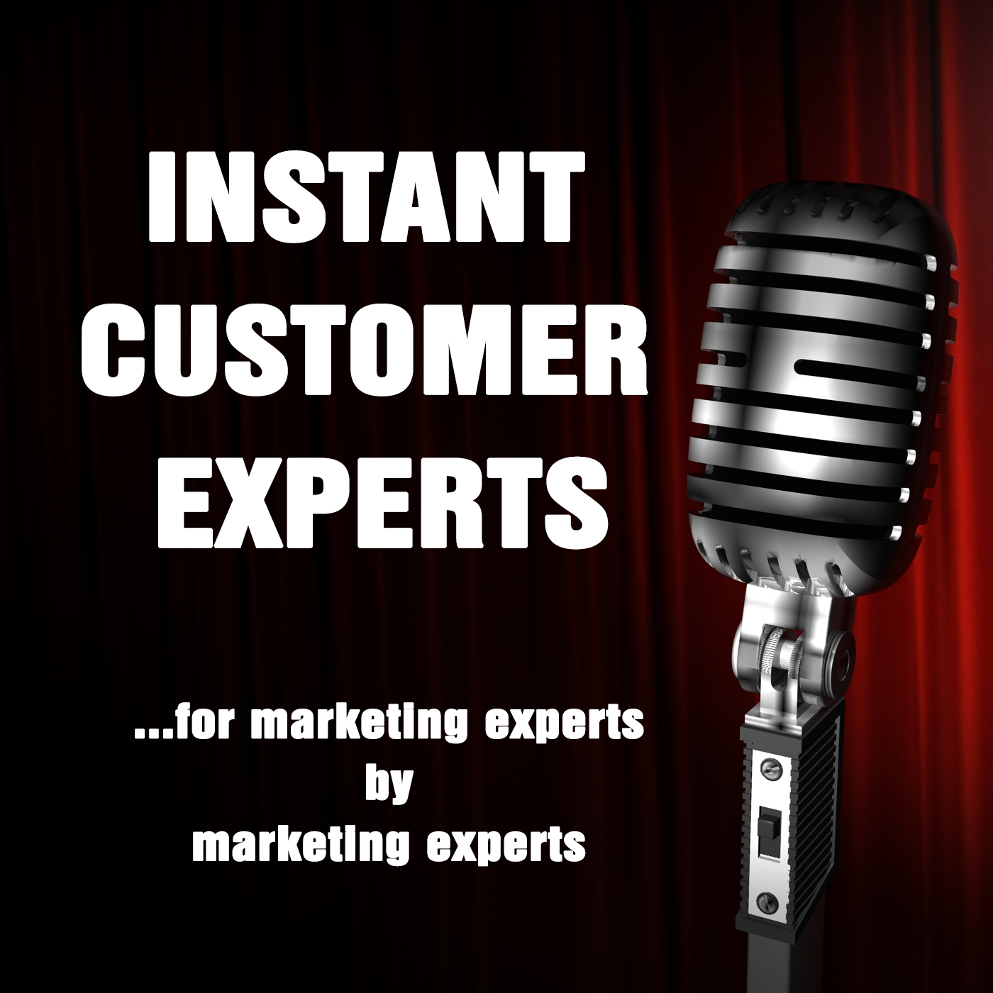 <![CDATA[Instant Customer Experts Podcast]]>