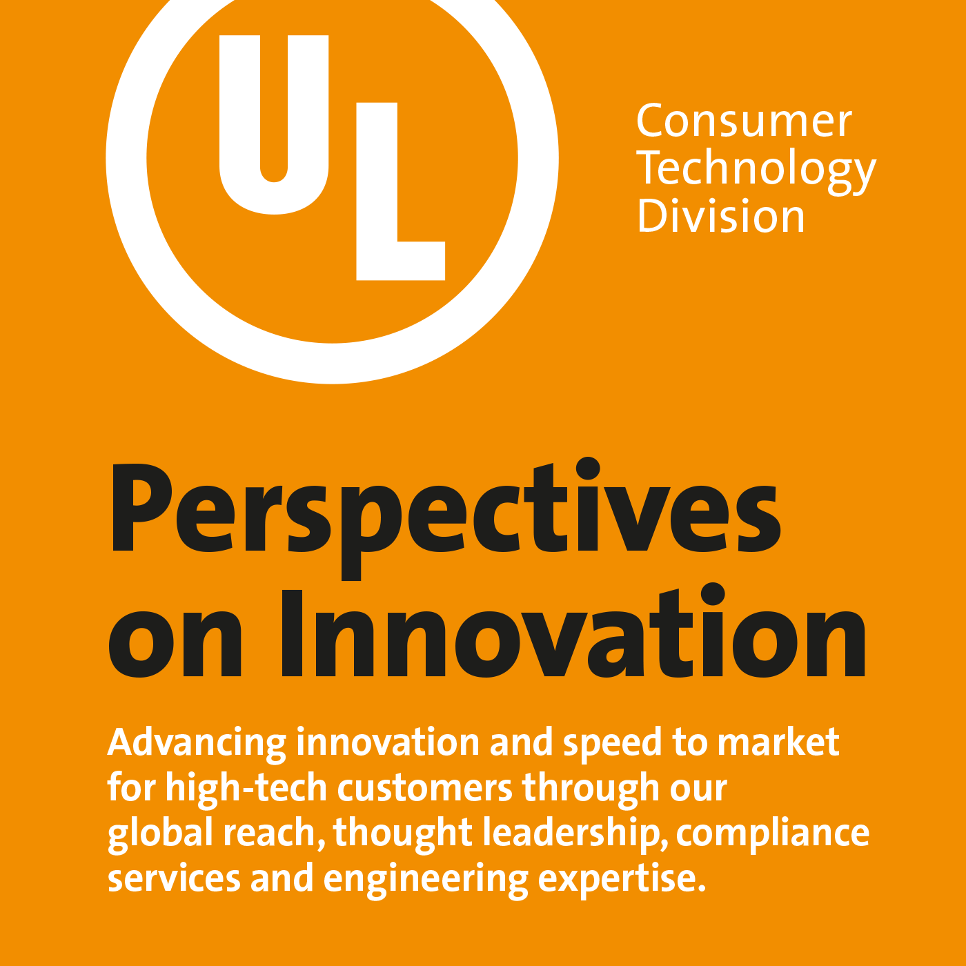 <![CDATA[Perspectives On Innovation]]>