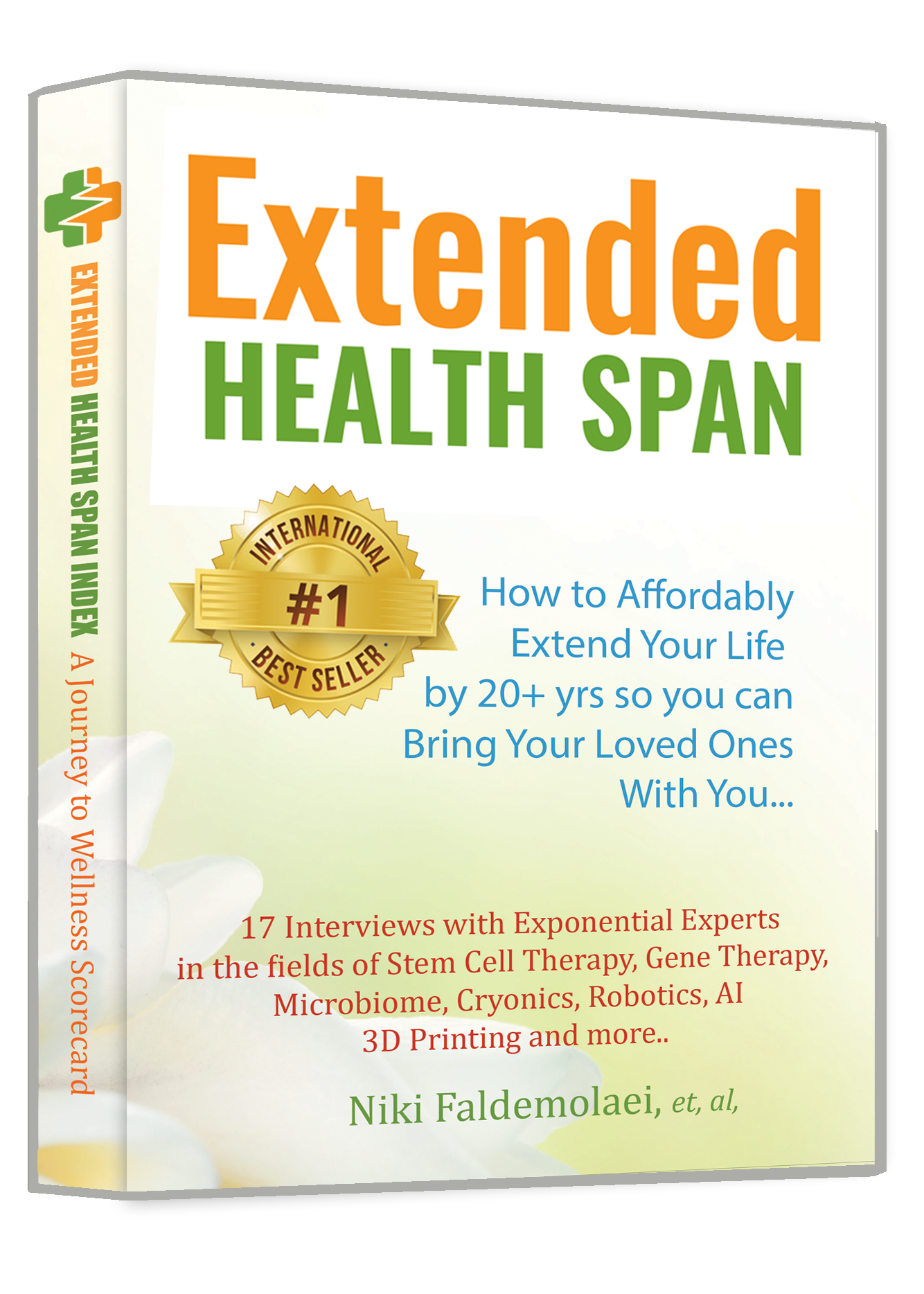 Extended Health Span Book