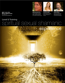 Level II Spiritual Sexual Shamanic Experience