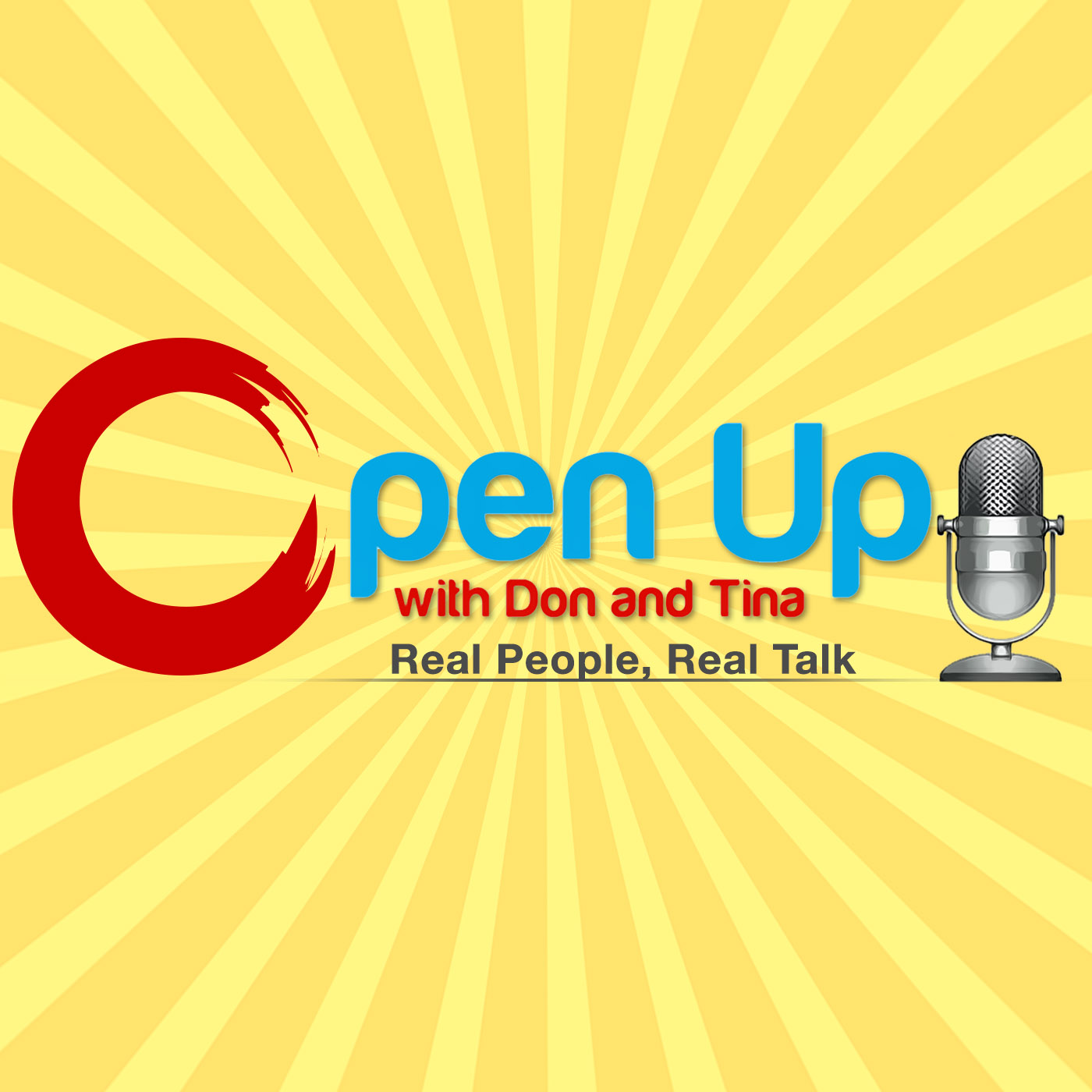 <![CDATA[Open Up with Don and Tina (VIDEO)]]>