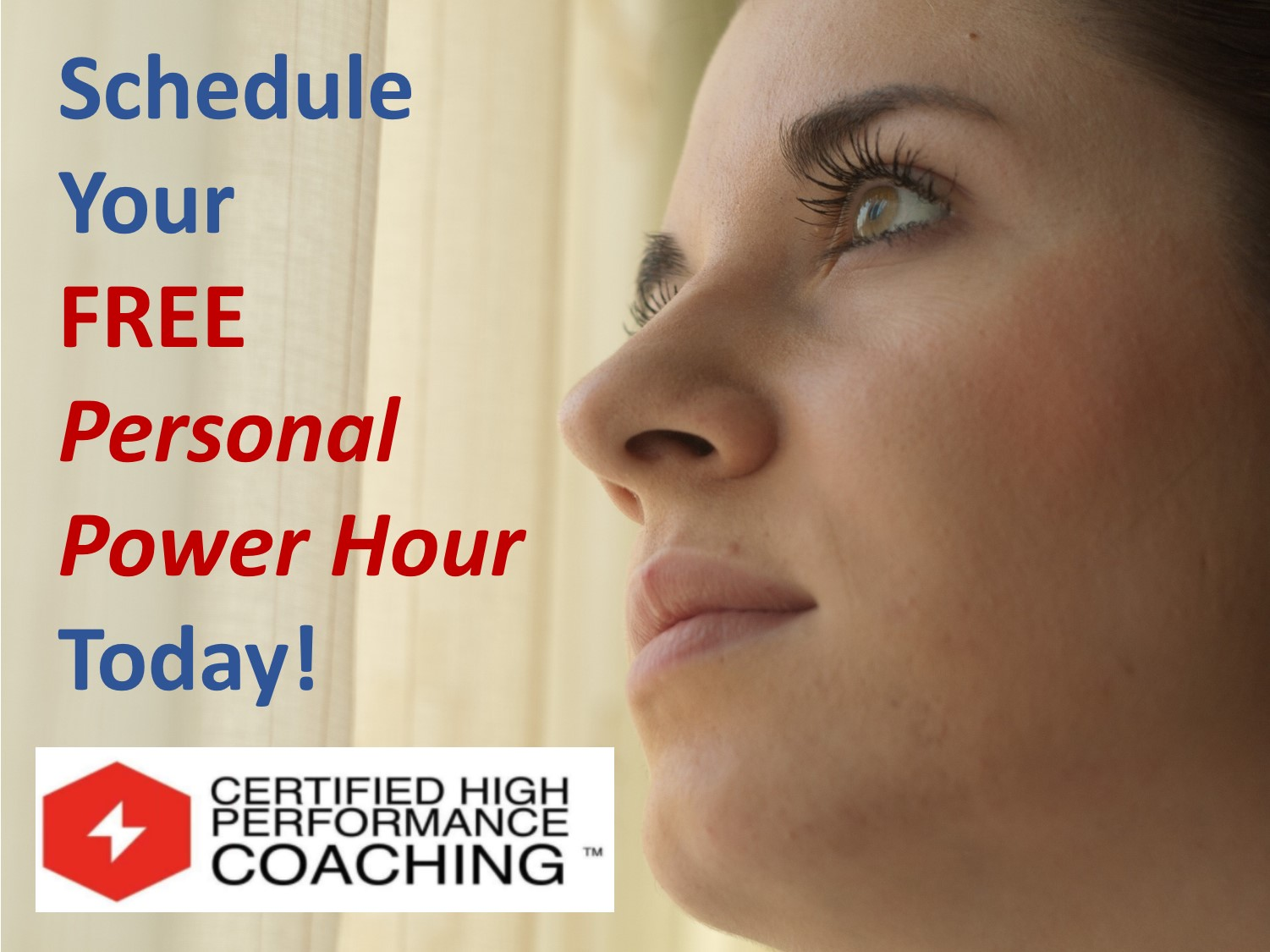Schedule Your Personal Power Hour Today