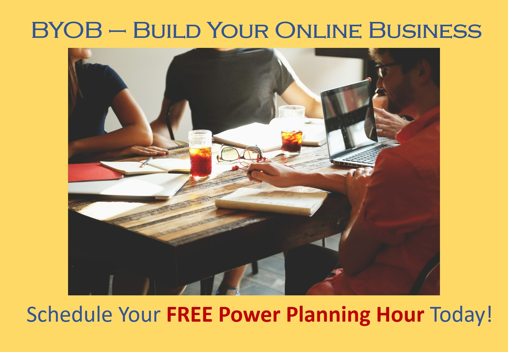 Free Power Planning Hour